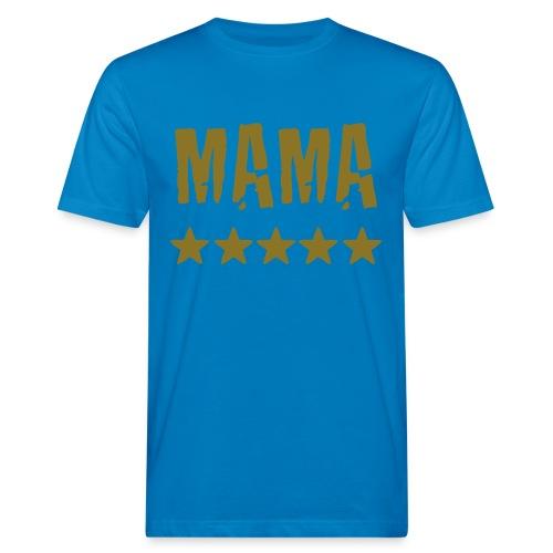 mama - Camiseta ecológica hombre