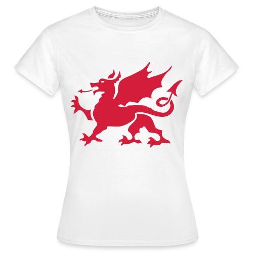 cymru - Women's T-Shirt