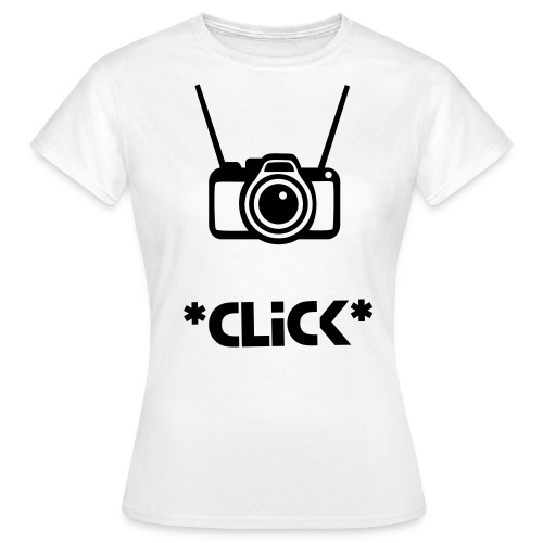 click the picture - Frauen T-Shirt