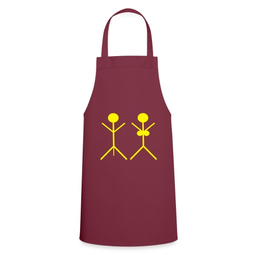 Strichi´s Mann & Frau - Kochschürze
