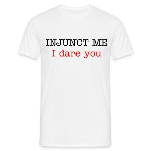 injunct me men's tee - Men's T-Shirt