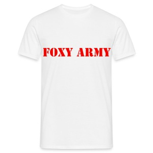 Foxy Army tee - Men's T-Shirt