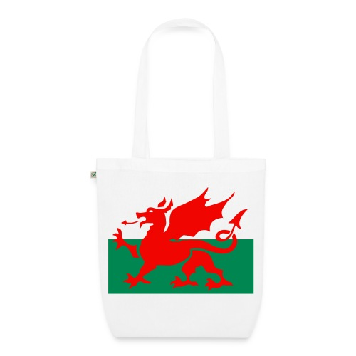 cymru - EarthPositive Tote Bag