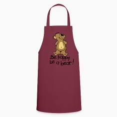 Happy Bear!  Aprons