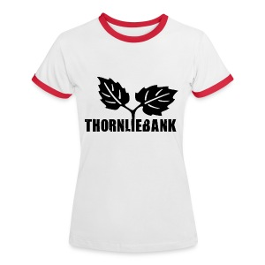 Thornliebank - Women's Ringer T-Shirt