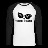 Long sleeve shirts ~ Men's Long Sleeve Baseball T-Shirt ~ Thornliebank