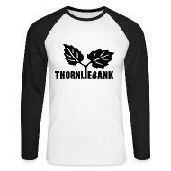 Long sleeve shirts ~ Men's Long Sleeve Baseball T-Shirt ~ Thornliebank