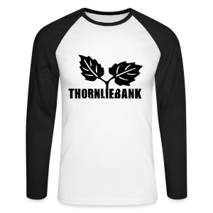 Thornliebank - Men's Long Sleeve Baseball T-Shirt
