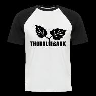T-Shirts ~ Men's Baseball T-Shirt ~ Thornliebank