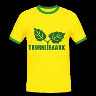 T-Shirts ~ Men's Ringer Shirt ~ Thornliebank
