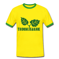 T-Shirts ~ Men's Ringer Shirt ~ Thornliebank