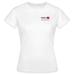 Women's T-Shirt RNN BORNHOLM dark-lettered - Women's T-Shirt