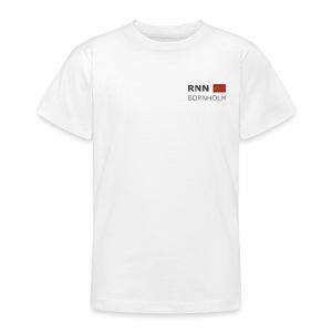 Teenager T-Shirt RNN BORNHOLM dark-lettered - Teenage T-shirt