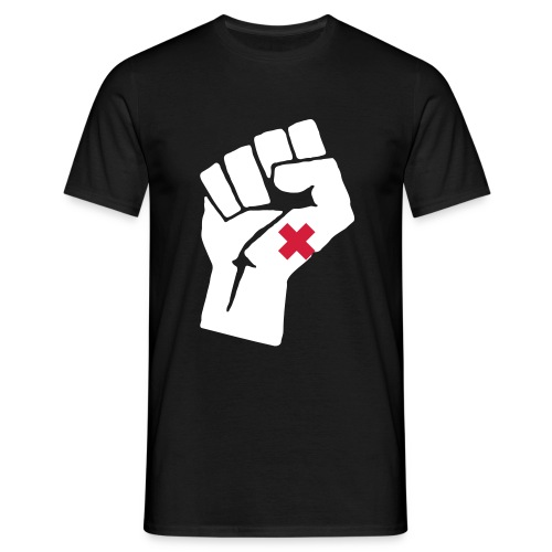 The Fist - Men's T-Shirt