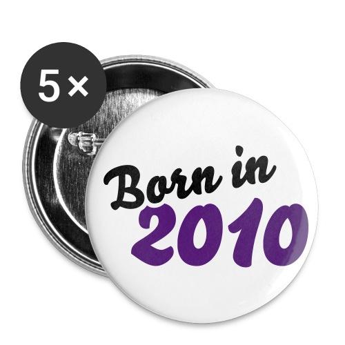 Chapa bebé 2010 - Chapa mediana 32 mm