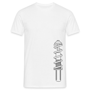 Coilovers Tee - Men's T-Shirt