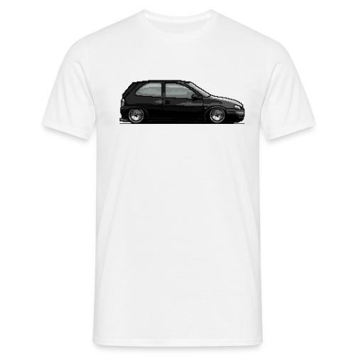 Corsa B Pixel Tee - Men's T-Shirt