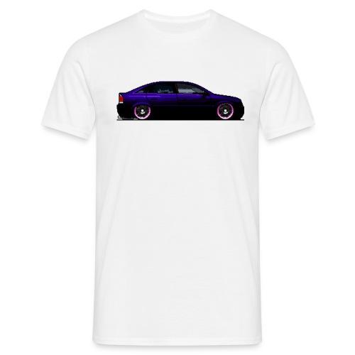 Vectra C Pixel Tee - Men's T-Shirt