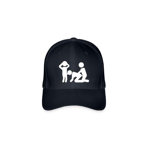 Mande hat (fræk9 JH - Deizegn - Flexfit baseballcap