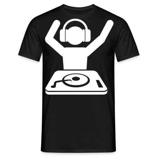 DJ T-Shirt  - Koszulka męska
