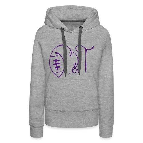 Sweatshirt FEMME - Sweat-shirt à capuche Premium pour femmes