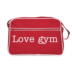 gym bag - Retro Bag