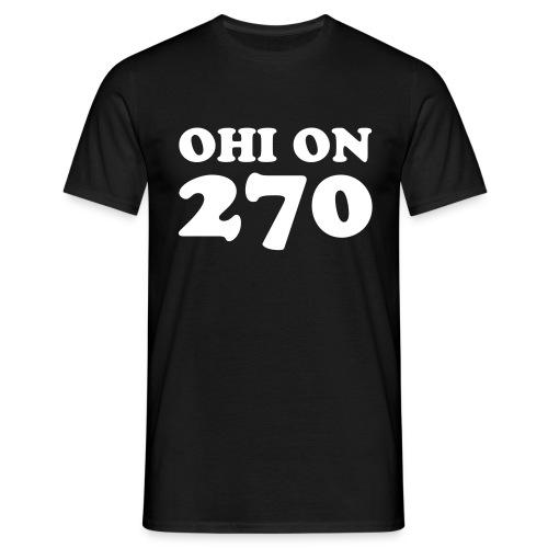 Ohi on 270 t-paita - Miesten t-paita