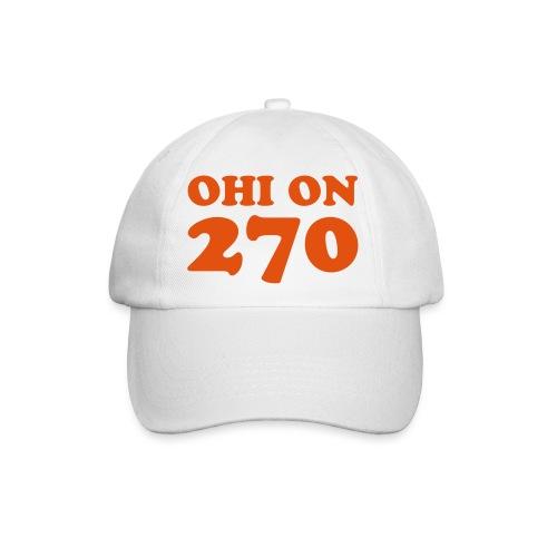 Ohi on 270 lippis - Lippalakki