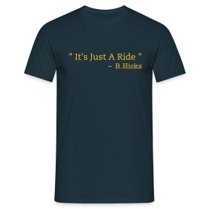 Bill Hicks Quote music retro rock Mens t shirt - Men's T-Shirt