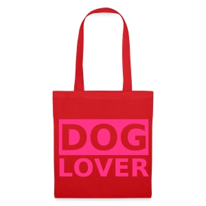 Dog Lover cup - Stoffbeutel