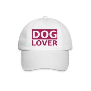 Dog Lover cup - Baseballkappe