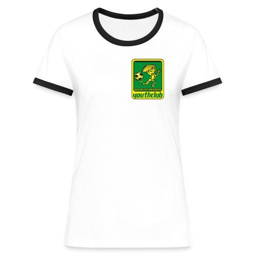 Women's Contrast T-Shirt - Women's Ringer T-Shirt