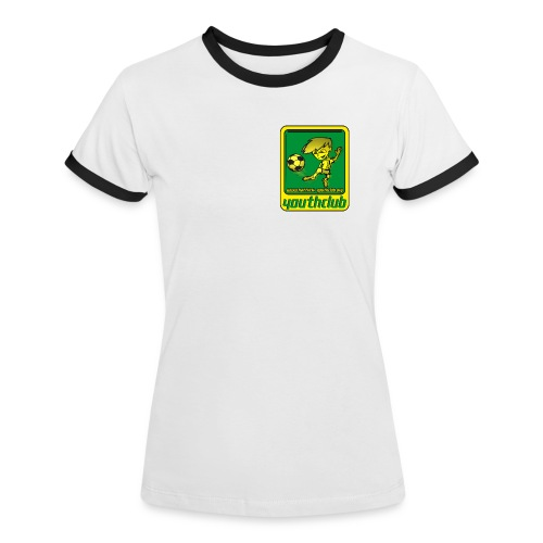 Women's Contrast T-Shirt - Women's Ringer T-Shirt