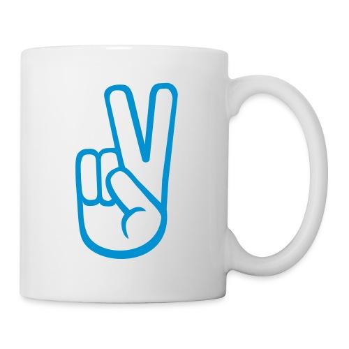 Peace - Mug blanc