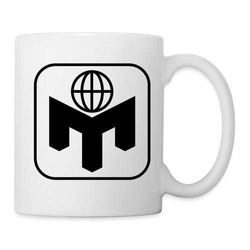 Taas, rechts, Logo - Tasse
