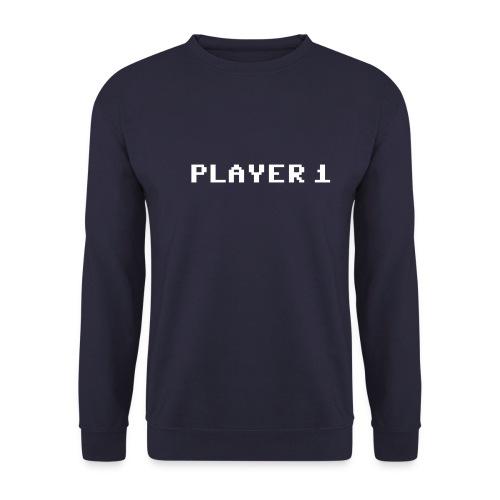 Player 1 Sweatshirt - Men's Sweatshirt