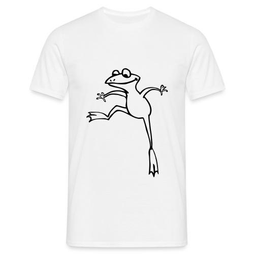 Frosch FUN - Männer T-Shirt