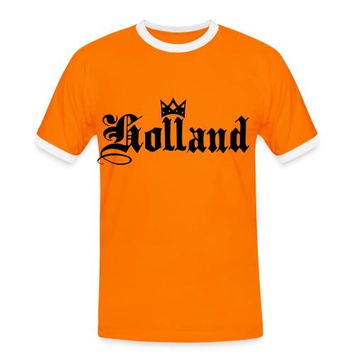 holland - Maglietta Contrast da uomo
