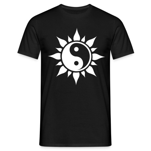 Ying-Yang - Men's T-Shirt