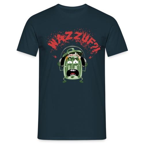 Wazzuff !! - T-shirt Homme