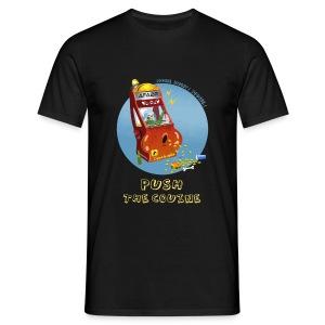 Pousse Robert! Pousse! - T-shirt Homme