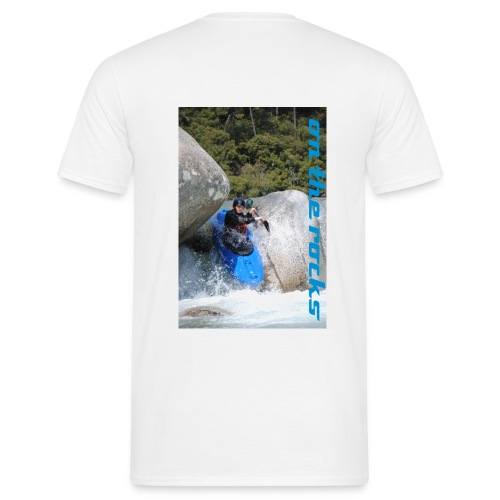 On The Rocks T-Shirt - Männer T-Shirt