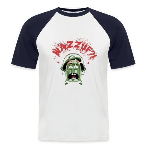 Waaazeuuufeeuuu...!! - T-shirt baseball manches courtes Homme