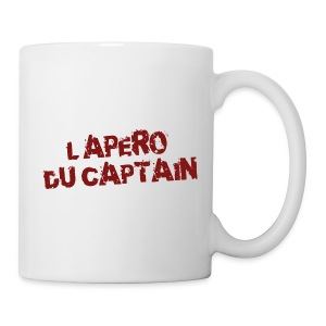 P'tit Déj ADC - Mug blanc