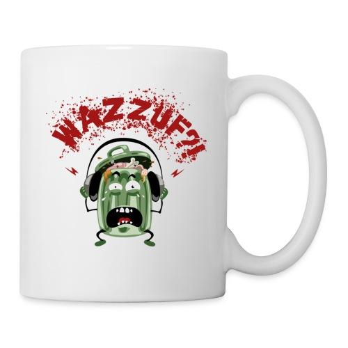 P'tit Déj Wazzuf - Mug blanc