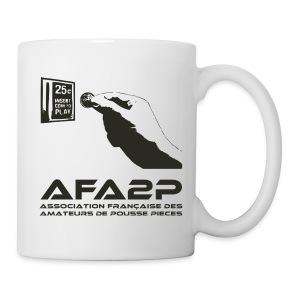 P'tit Déj AFA2P - Mug blanc