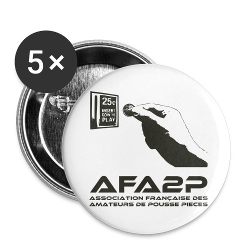 Badge AFA2P - Badge petit 25 mm