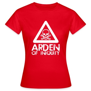 Arden of Iniquity - Women's T-Shirt