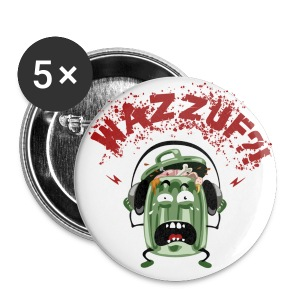 Badge Wazzuf - Badge petit 25 mm