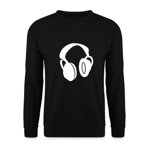 Headphone Sweatshirt - Men's Sweatshirt